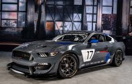 Ford unveils all-new GT4-specification Mustang