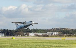 328 Support Services GmbH hands over 20th Dornier 328 Turboprop to U.S. Military