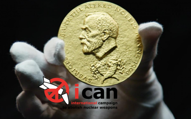 Anti-nuclear campaign ICAN wins Nobel Peace Prize