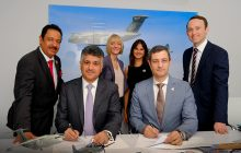 EMBRAER TO PARTICIPATE AT BAHRAIN INTERNATIONAL AIRSHOW