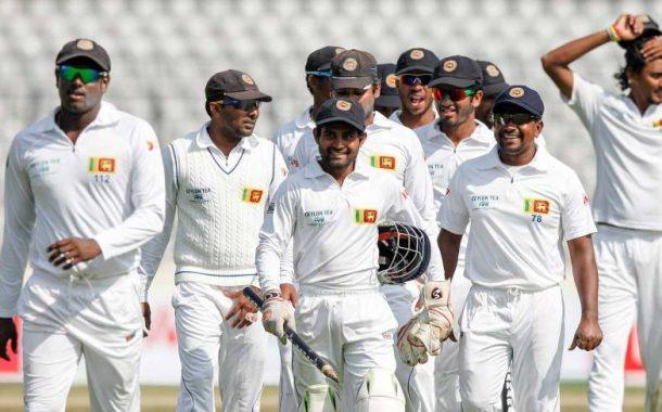 Tigers' poor batting allow Sri Lanka to win Test series