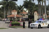 Florida police shoot gunman at Trump-owned golf resort