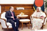 Indian envoy calls on PM