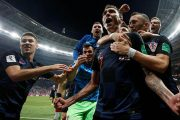 Croatia beat England by 2-1 goals to move into final