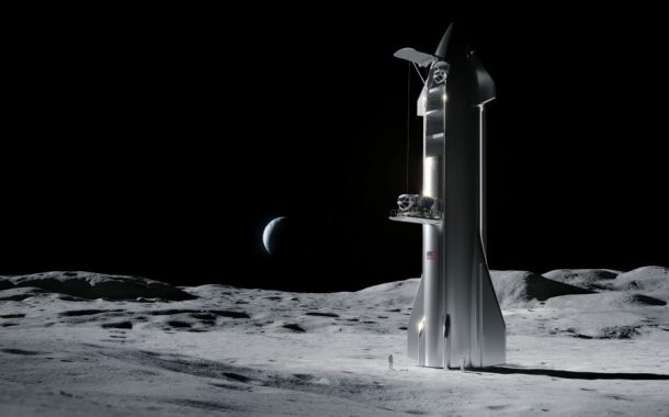SpaceX Beats Out Blue Origin, Dynetics for $2.89B NASA Moon Lander Contract