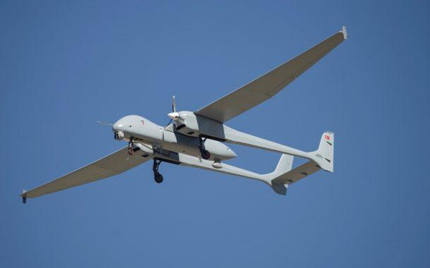AKSUNGUR UAV WILL BE A BREATH FOR FIRE FIGHTING