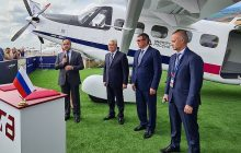Summary of the Second Day of Aviation Salon MAKS 2021