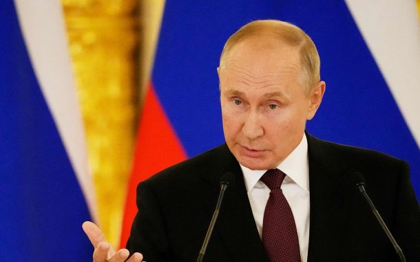 Putin says world must prevent 'collapse' of Afghanistan