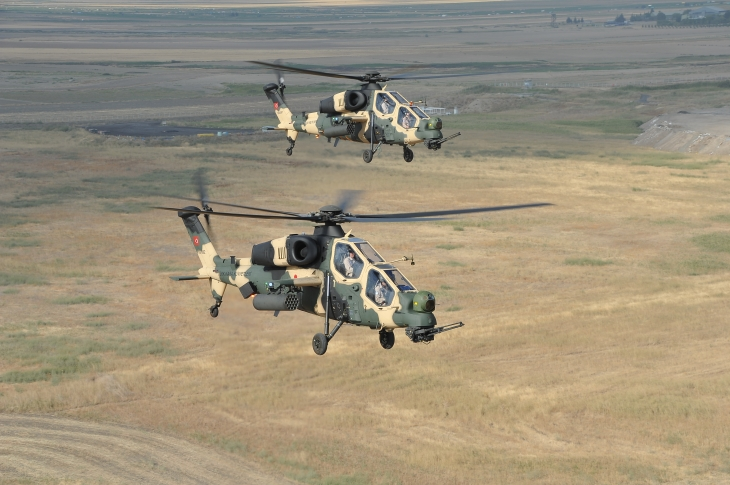 Turkish Aerospace Industries T129 ATAK
