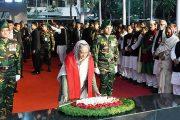 PM pays homage to Bangabandhu on Victory Day