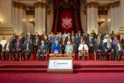 Britain's Queen Elizabeth kicks off 25th CHOGM, Bangladesh PM joins