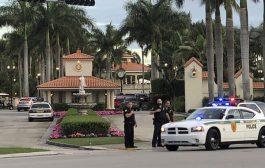 Florida police shoot gunman at Trump-owned golf resort