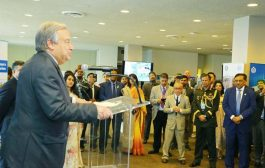 Over 1.5 lakh BD peacekeepers accomplish 54 UN peace missions