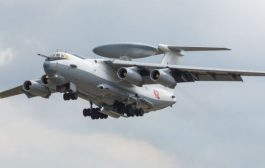 Rostec supplied the Russian Aerospace Forces with sixth A-50U surveillance plane