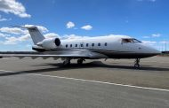 Flying Colours Corp.installingits first Ka-band systemon aBombardier Challenger 604