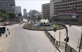 Nationwide 14-day strict lockdown begins