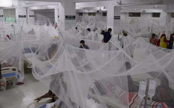 Shishu Hospital sees record number of dengue patients
